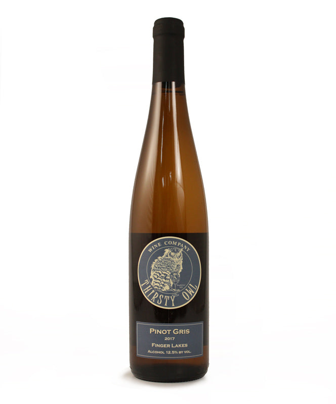THIRSTY OWL PINOT GRIS 750ML