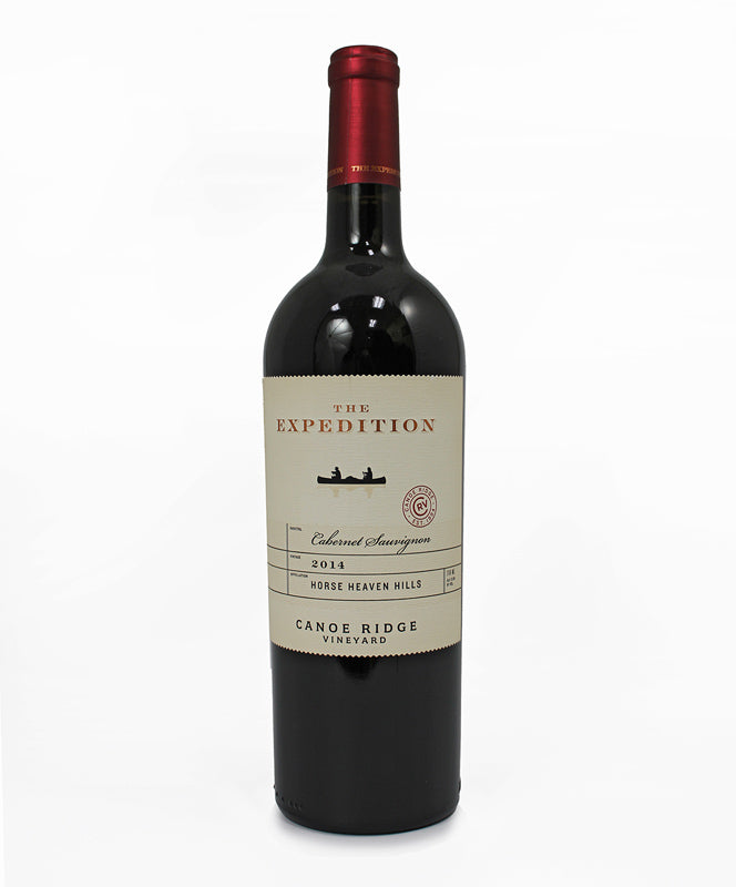 Canoe Ridge, Cabernet Sauvignon, The Expedition, Columbia Valley, 750ml