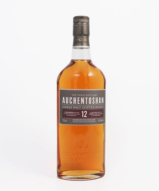 Auchentoshan, Single Malt 12yr., Lowland, 750ml