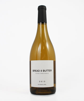 Bread & Butter Wines, Chardonnay, California, 750ml