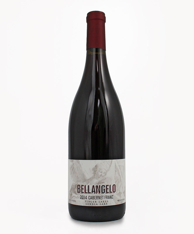 Villa Bellangelo, Cabernet Franc, Seneca Lake, 750ml
