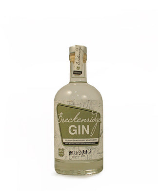 Breckenridge Gin, Colorado, 750ml