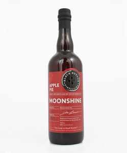 Black Button Distilling, Apple Pie Moonshine, Finger Lakes, 750ml