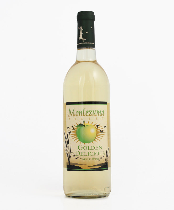 MONTEZUMA GOLDEN DELICIOUS 750ML