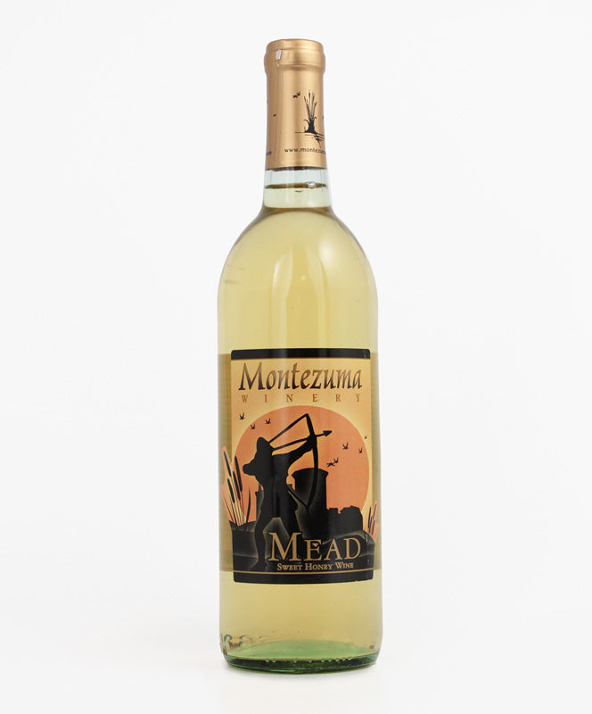Montezuma Winery, Sweet Mead, Cayuga Lake, 750ml