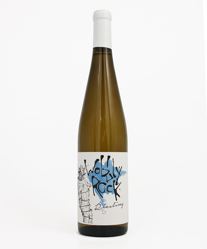 Treleaven, Wobbly Rock Riesling, Cayuga Lake, 750ml