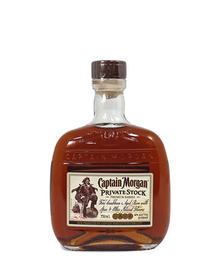 Captain Morgan, Private Stock, Aged Rum, 750ml