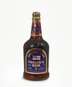 Pusser's Rum, British Navy, Guyana, 750ml