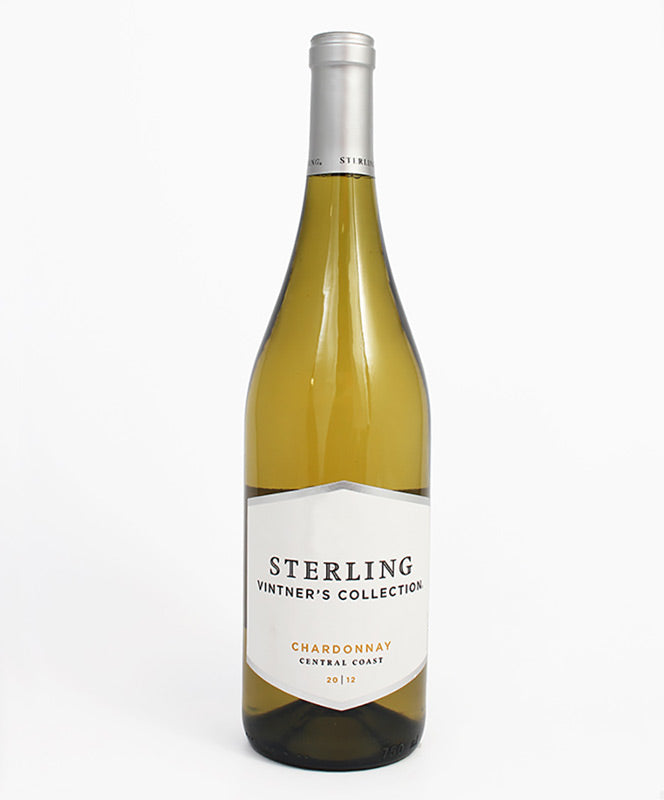Sterling, Vintner's Chardonnay, 750ml