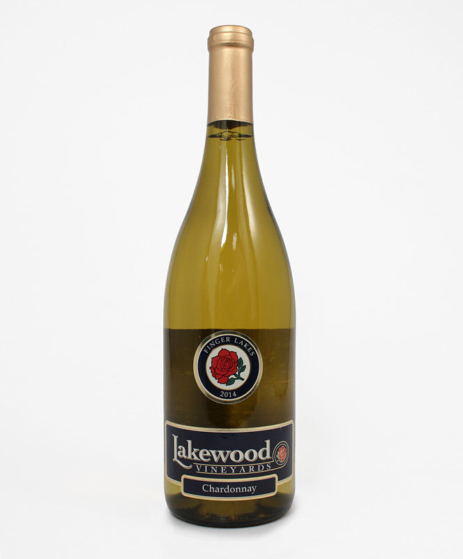 Lakewood Vineyards, Chardonnay, Seneca Lake, 750ml