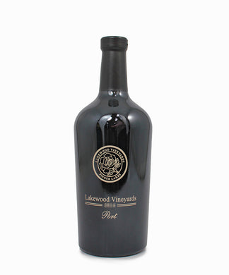 LAKEWOOD VINEYARDS PORT 750ML