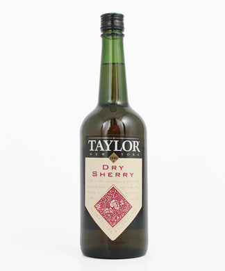 TAYLOR WINERY DRY SHERRY 750ML