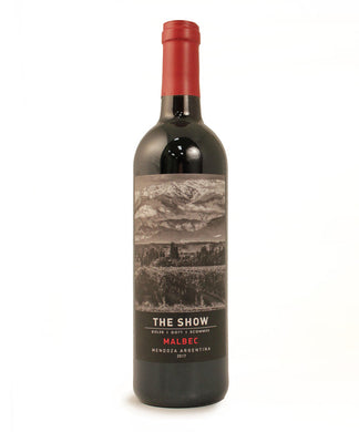 The Show, Malbec, Mendoza, 750ml