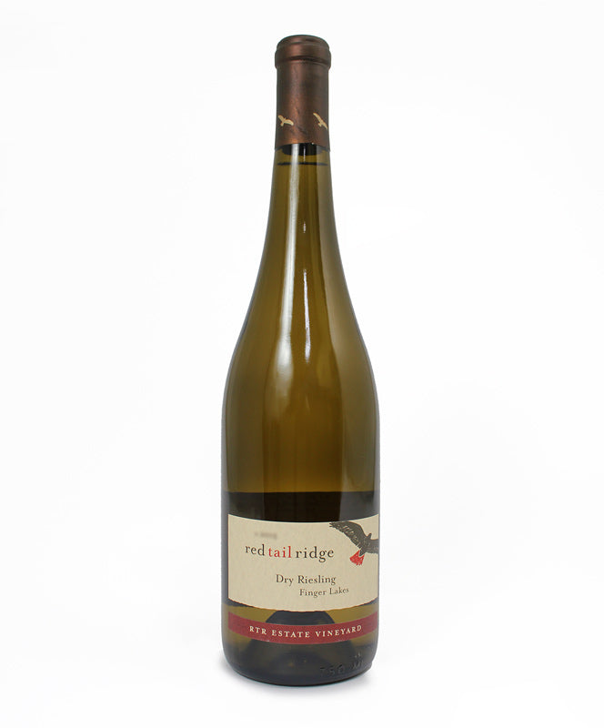 Red Tail Ridge, Dry Riesling, Seneca Lake, 750ml
