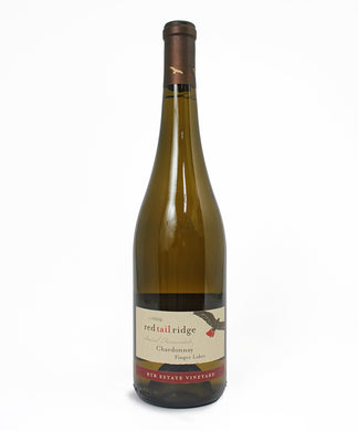 Red Tail Ridge, Barrel Fermented Chardonnay, Seneca Lake, 750ml