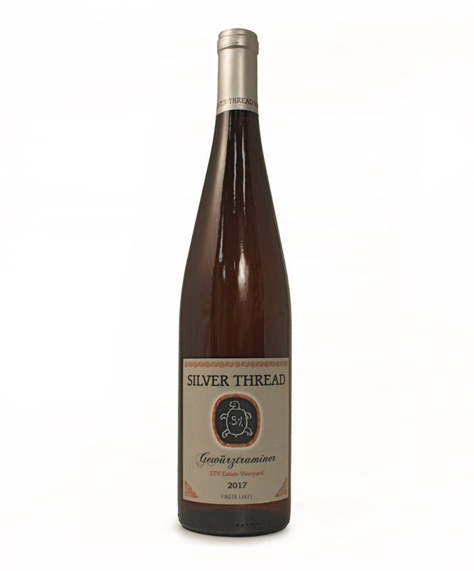 Silver Thread, Gewurztraminer, Seneca Lake, 750ml