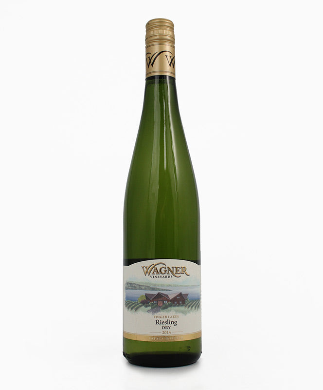 Wagner Vineyards, Dry Riesling, Seneca Lake, 750ml