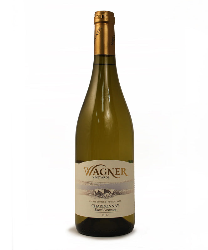 WAGNER VINEYARDS BARREL CHARDONNAY 750ML