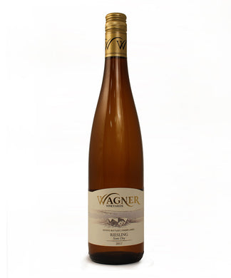 WAGNER VINEYARDS SEMI-DRY RIESLING 750ML