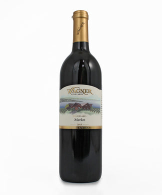 WAGNER VNIEYARDS MERLOT 750ML