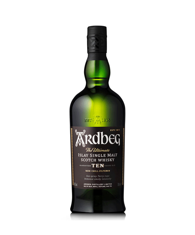 Ardbeg An Oa, Single Malt 10yr., Islay, 750ml