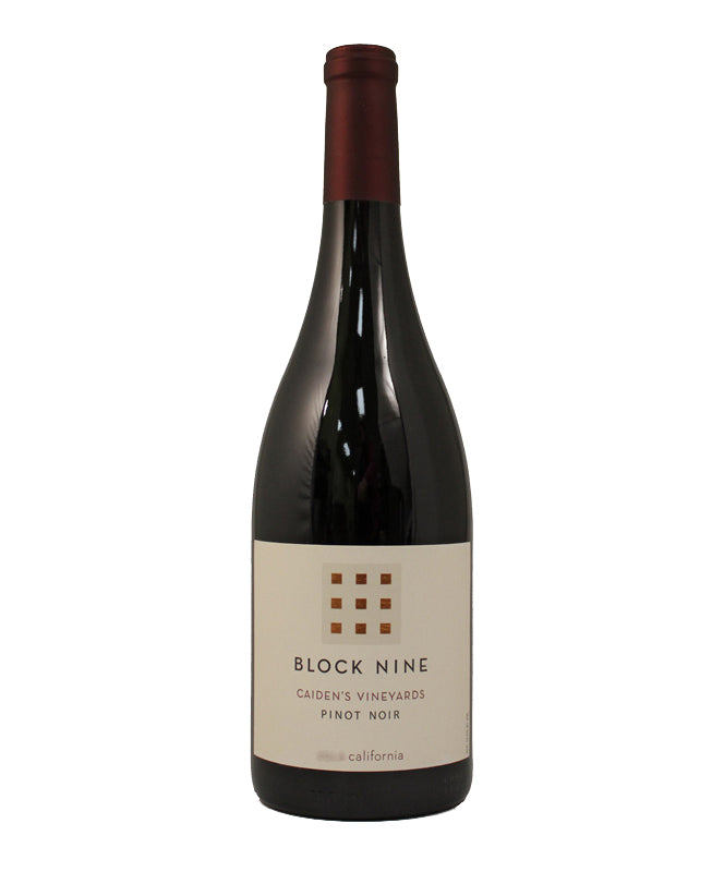 Block Nine, Pinot Noir, California, 750ml