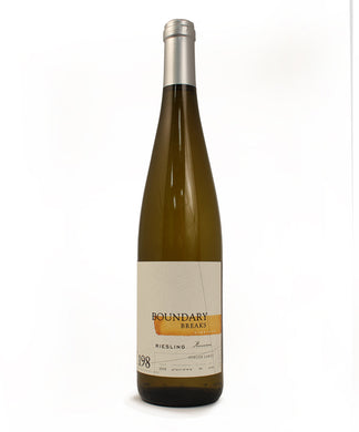 BOUNDARY BREAKS RESERVE RIESLING NO. 198 750ML
