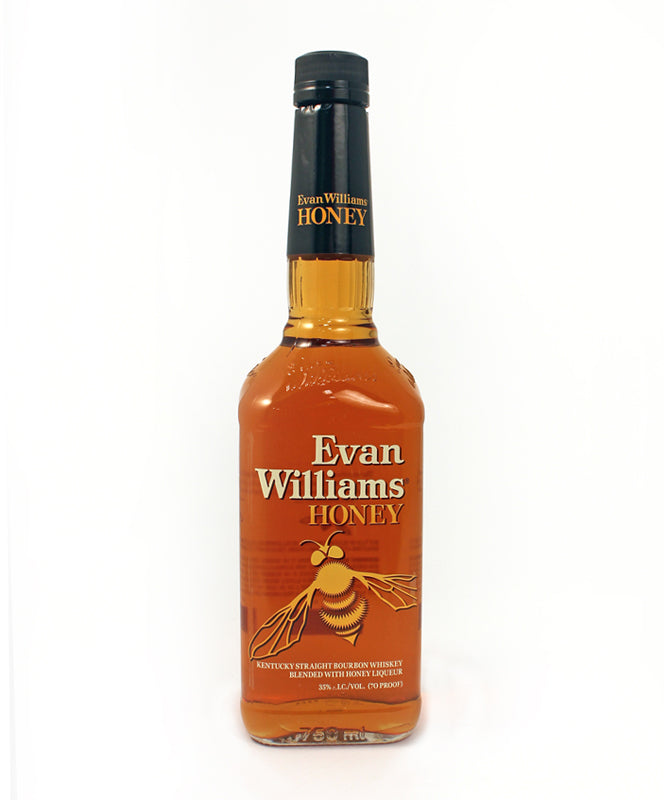 EVAN WILLIAMS HONEY 750ML