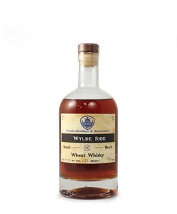 French Distillers & Alchemists, Wylde Side Wheat, NYS Small Batch, 750ml