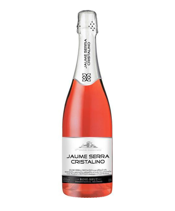 JS CRISTALINO BRUT ROSE 750ML