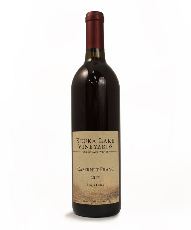 Keuka Lake Vineyards, Cabernet Franc, Keuka Lake, 750ml