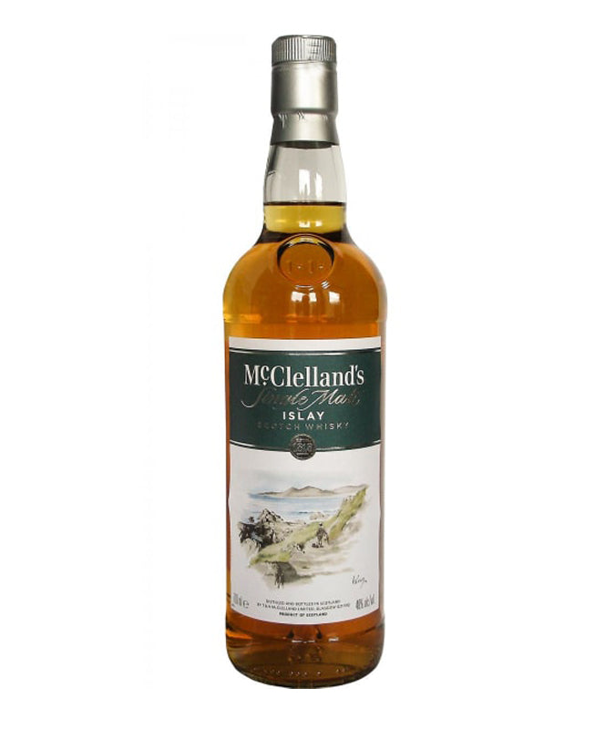 McClelland's Islay Single Malt Scotch, 750ml