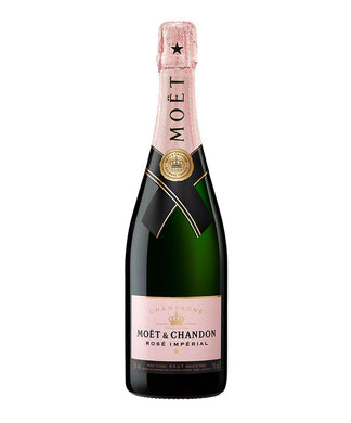 Moet & Chandon, Rose Imperial Brut, Champagne, 750ml