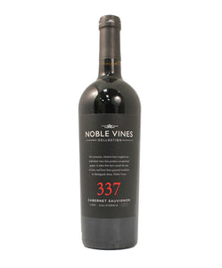 Noble Vines, 337 Cabernet Sauvignon, Lodi, 750ml