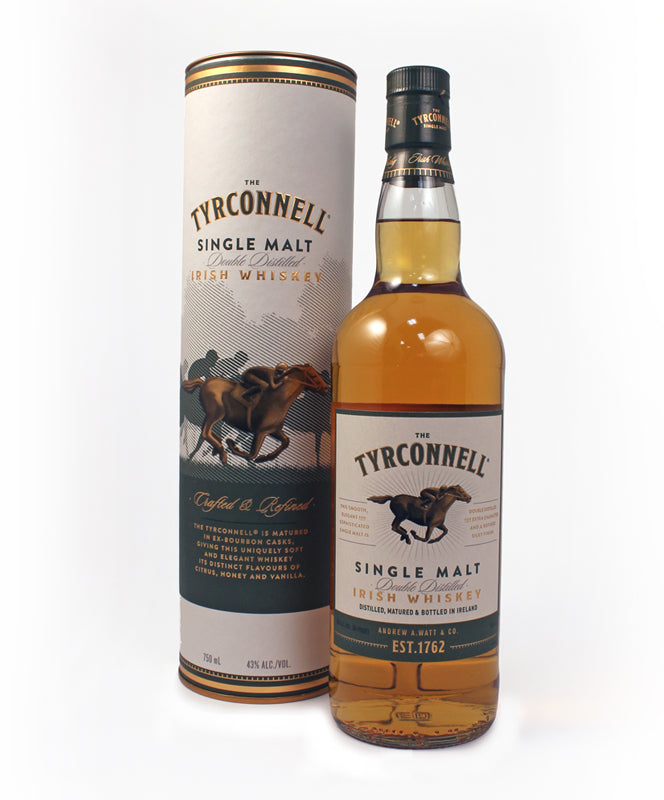 Tyrconnell, Single Malt, Irish Whiskey, 750ml