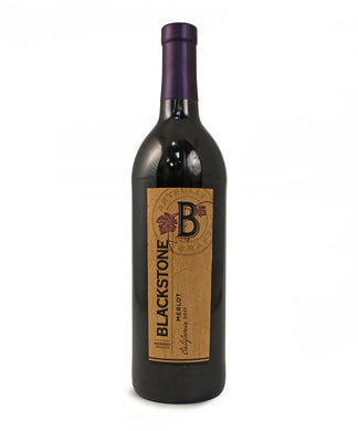 Blackstone, Merlot, California, 750ml