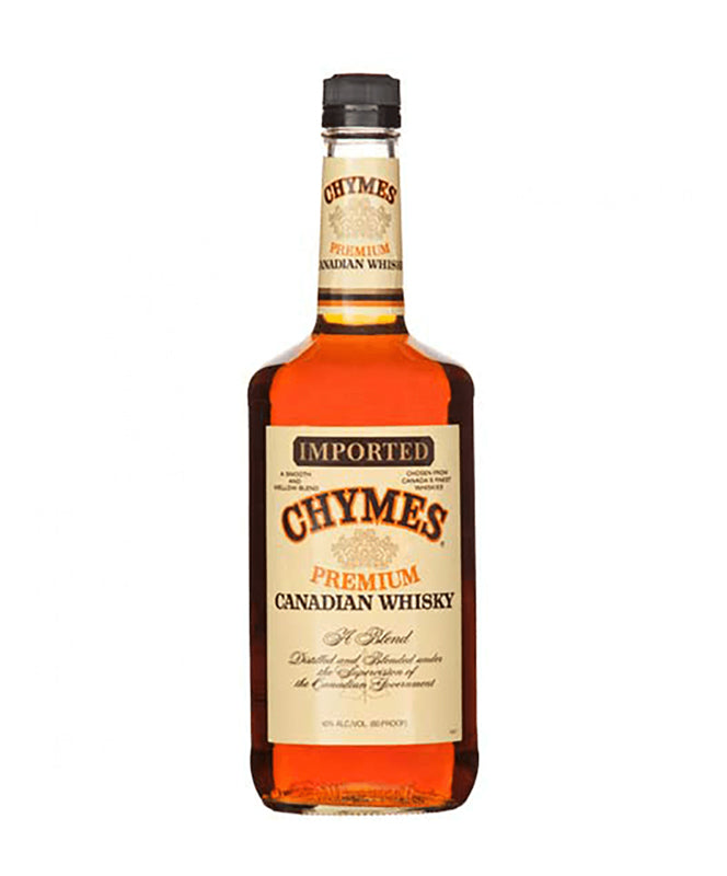 CHYMES CANADIAN WHISKY 80 1L