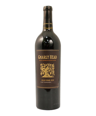 Gnarly Head, Old Vine Zinfandel, Lodi, 750ml