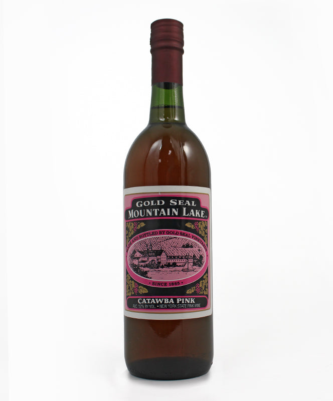 GOLD SEAL PINK CATAWBA 750ML