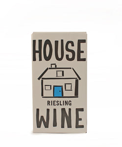 HOUSE WINE RIESLING BOX 3L