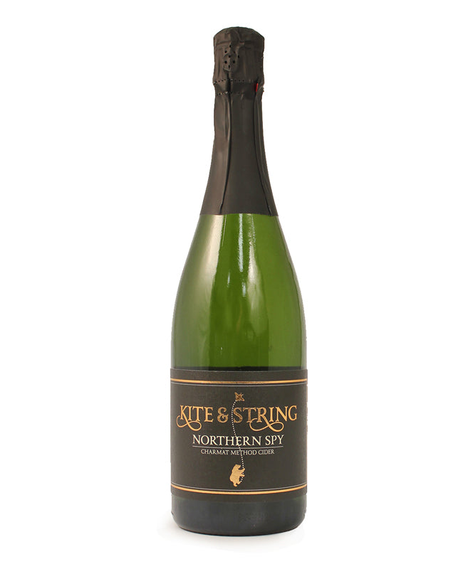 Kite & String Cider, Northern Spy Cider, Cayuga Lake, 750ml
