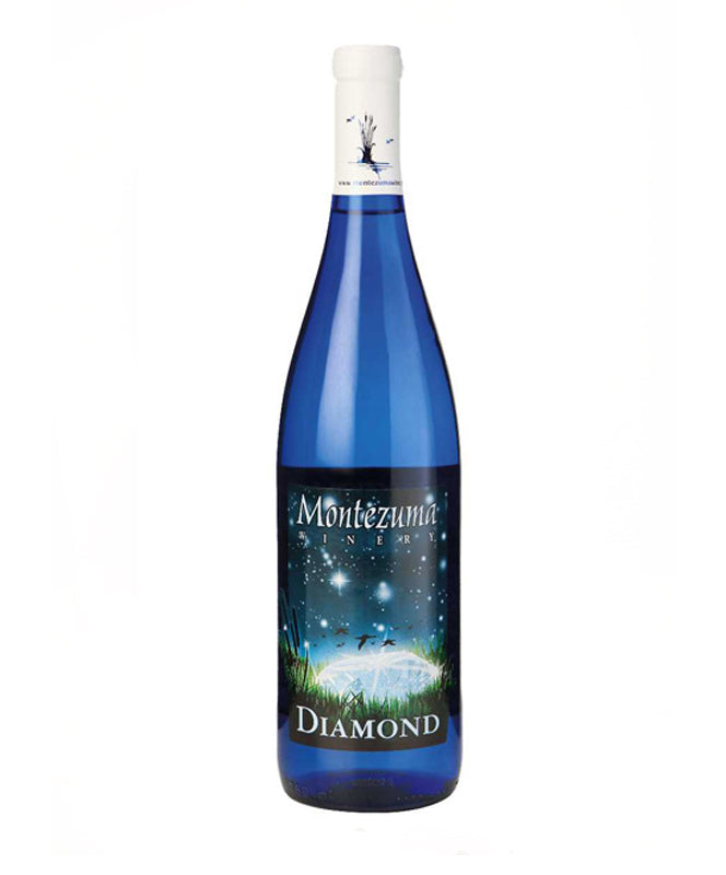 Montezuma Winery, DIAMOND, Cayuga Lake, 750ml