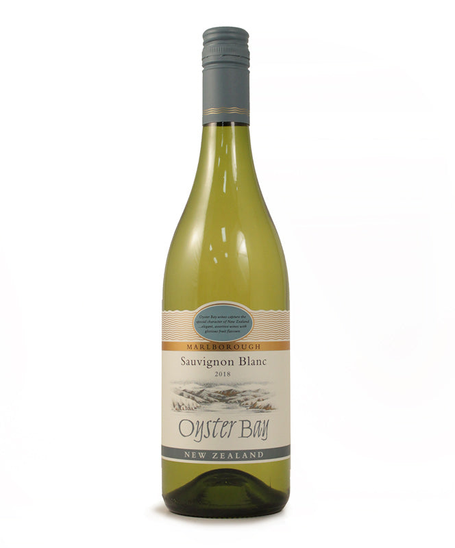 Oyster Bay, Sauvignon Blanc, Marlborough, 750ml