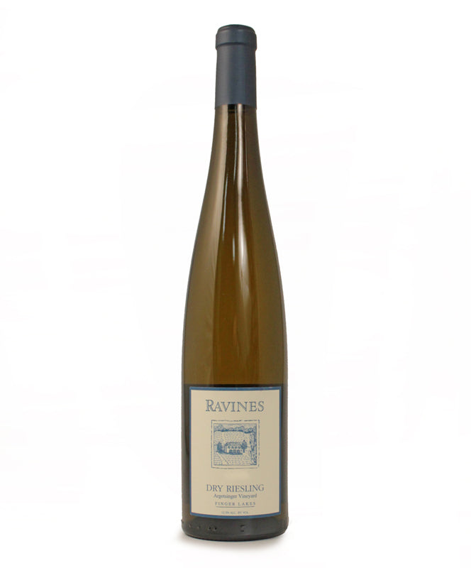 Ravines, Dry Riesling, Argetsinger Vineyard, Finger Lakes, 750ml
