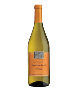 Smoking Loon, Chardonnay, California, 750ml