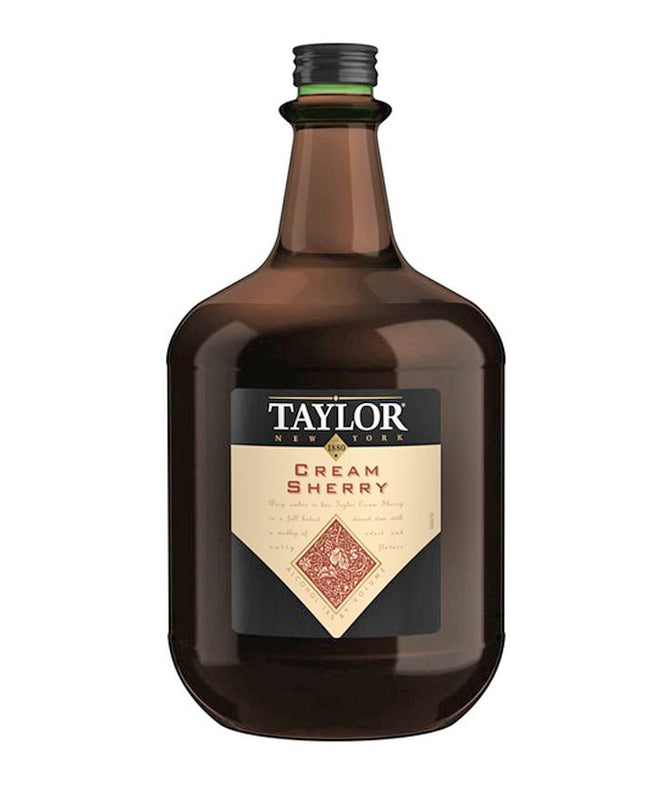 Taylor Winery, Cream Sherry, Keuka Lake, 3L