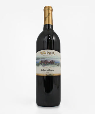 Wagner Vineyards, Cabernet Franc, Seneca Lake, 750ml