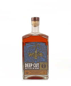 Wigle Distillery, Deep Cut Rye Whiskey, 750ml