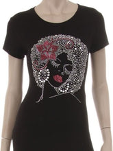 Load image into Gallery viewer, Rhinestone T-shirts