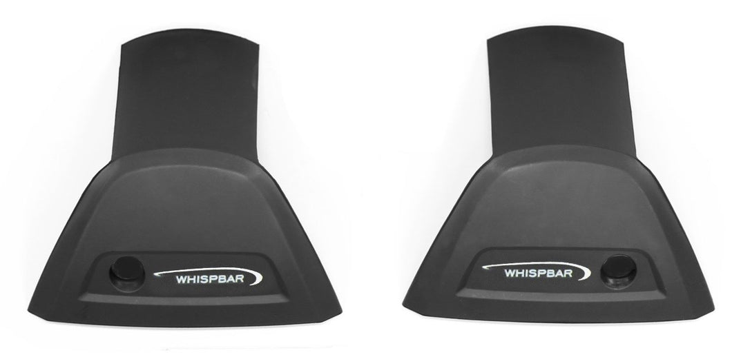 WB FLUSH BAR TOWER COVERS, LEFT & RIGHT PAIR - Yakima